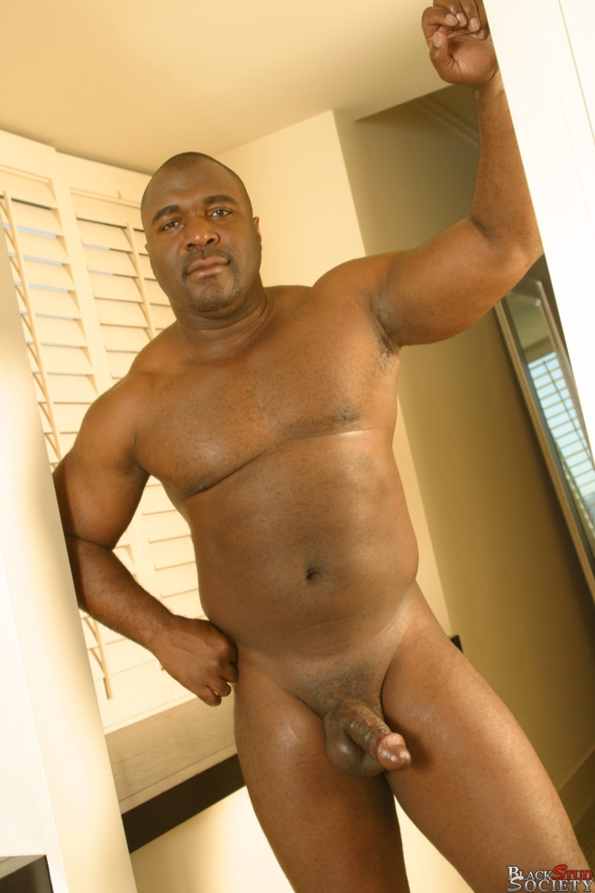 Bouncing Big Black Dick