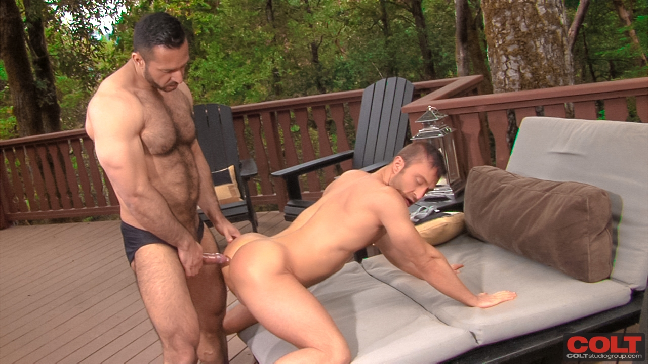 Adam Champ Gay Porn adam champ makes blowjob